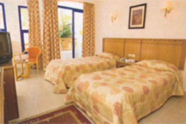 Hotel Tropicana Rosetta: Schlafzimmer SHARM EL SHEIKH