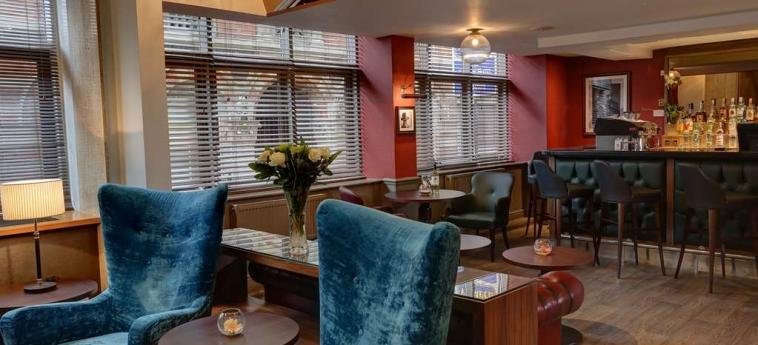 Best Western Cutlers Hotel: Restaurante SHEFFIELD