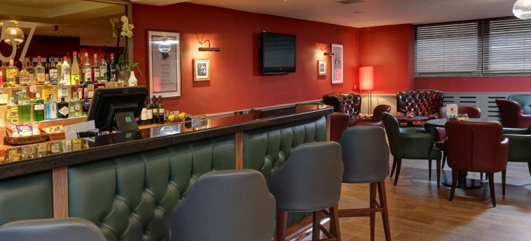 Best Western Cutlers Hotel: Ristorante SHEFFIELD