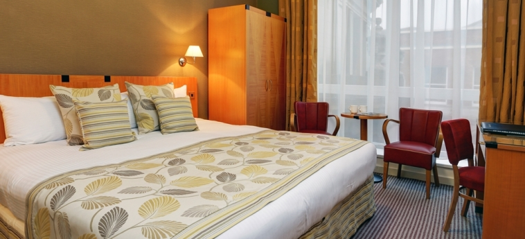 Best Western Cutlers Hotel: Stanza degli ospiti SHEFFIELD