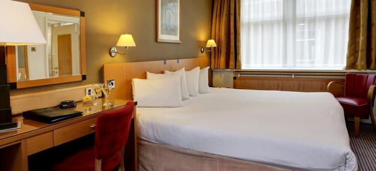 Best Western Cutlers Hotel: Gastzimmer Blick SHEFFIELD