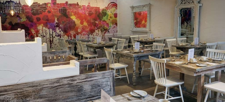 Best Western Cutlers Hotel: Restaurant SHEFFIELD