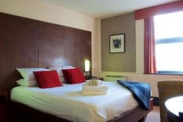 The Sheffield Metropolitan Hotel: Chambre SHEFFIELD