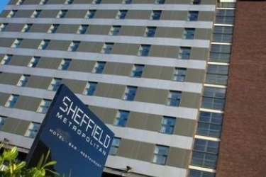 The Sheffield Metropolitan Hotel: Extérieur SHEFFIELD