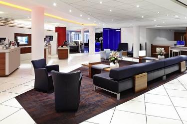 Hotel Novotel Sheffield Centre: Area de Estar SHEFFIELD