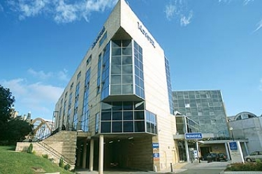 Hotel Novotel Sheffield Centre: Exterior SHEFFIELD