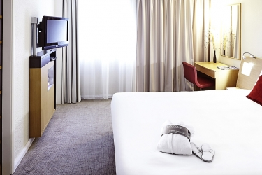 Hotel Novotel Sheffield Centre: Habitaciòn SHEFFIELD