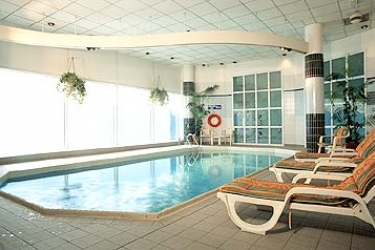 Hotel Novotel Sheffield Centre: Piscina Exterior SHEFFIELD