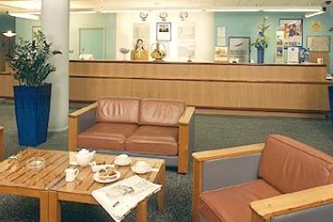 Hotel Novotel Sheffield Centre: Reception SHEFFIELD