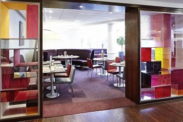 Hotel Novotel Sheffield Centre: Breakfast Room SHEFFIELD