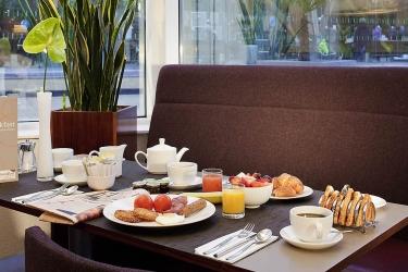 Hotel Novotel Sheffield Centre: Breakfast SHEFFIELD