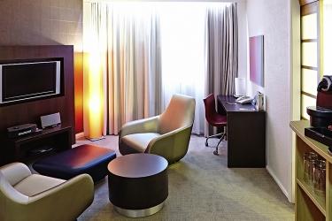 Hotel Novotel Sheffield Centre: Guestroom SHEFFIELD