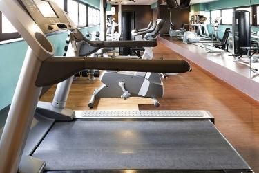 Hotel Novotel Sheffield Centre: Gym SHEFFIELD