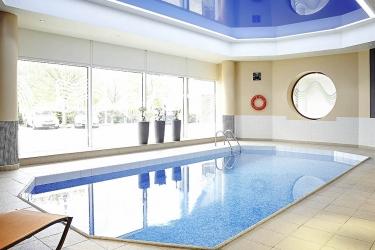 Hotel Novotel Sheffield Centre: Indoor Swimmingpool SHEFFIELD