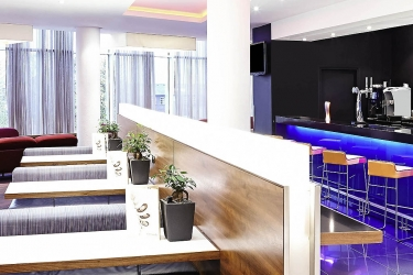 Hotel Novotel Sheffield Centre: Lounge Bar SHEFFIELD