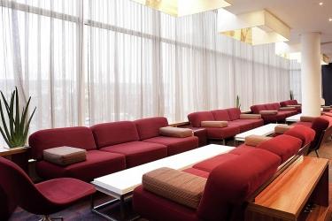 Hotel Novotel Sheffield Centre: Lounge SHEFFIELD