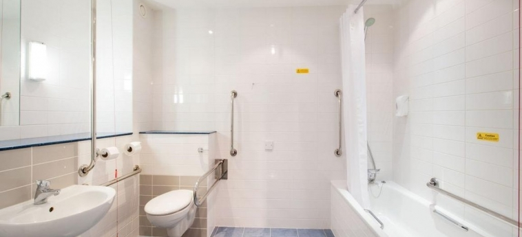 Travelodge Sheffield Meadowhall Hotel: Bagno SHEFFIELD
