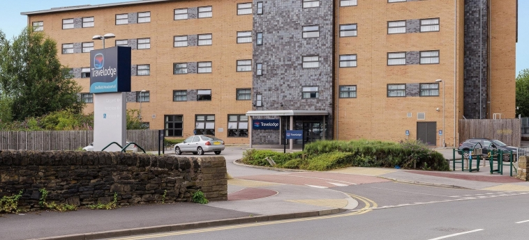 Travelodge Sheffield Meadowhall Hotel: Facade SHEFFIELD