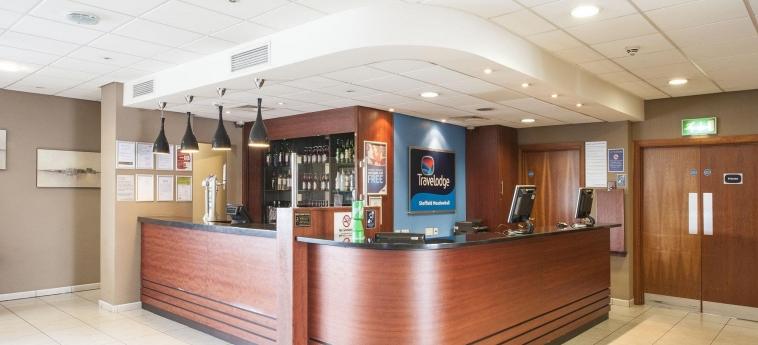 Travelodge Sheffield Meadowhall Hotel: Reception SHEFFIELD