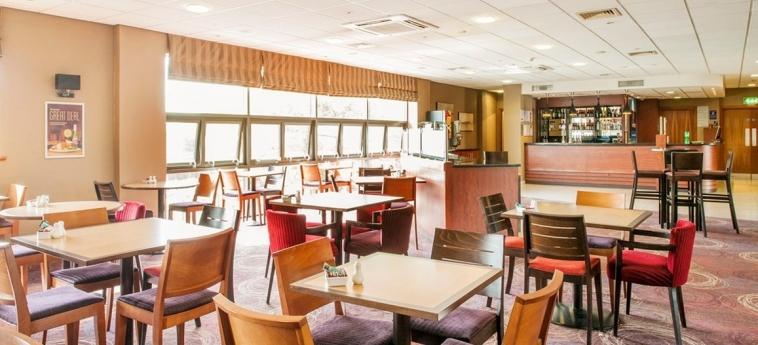 Travelodge Sheffield Meadowhall Hotel: Restaurant SHEFFIELD
