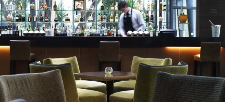 Mercure Sheffield St Paul's Hotel And Spa: Bar SHEFFIELD