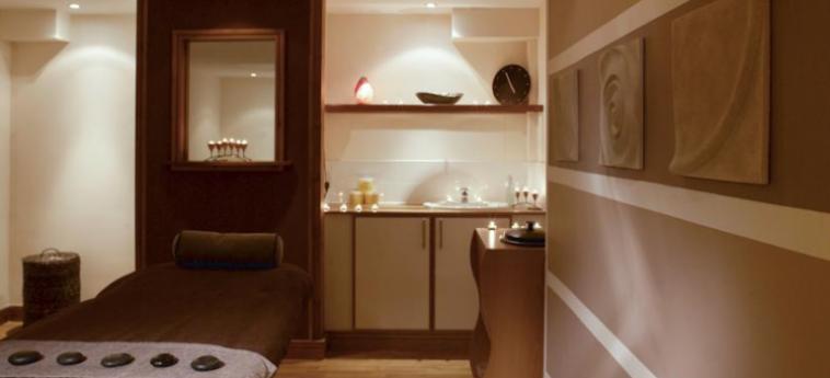 Mercure Sheffield St Paul's Hotel And Spa: Sauna SHEFFIELD