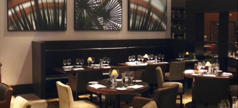 Mercure Sheffield St Paul's Hotel And Spa: Restaurant SHEFFIELD