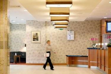 Hotel Jurys Inn Sheffield: Lobby SHEFFIELD