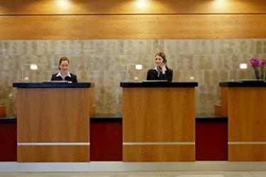 Hotel Jurys Inn Sheffield: Réception SHEFFIELD