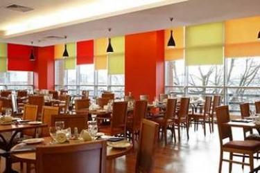 Hotel Jurys Inn Sheffield: Restaurant SHEFFIELD