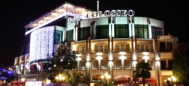 Hotel Colosseo: Exterieur SHKODËR