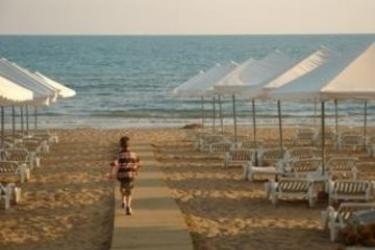 Barut Hotels Hemera: Plage SIDE