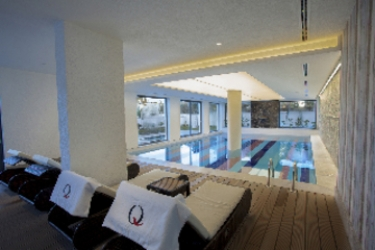 Q Spa Resort Hotel: Piscine Découverte SIDE