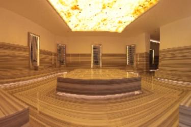 Q Spa Resort Hotel: Salle de Gym SIDE