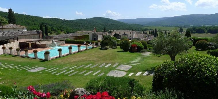 Hotel La Bagnaia Golf & Spa Resort Siena Curio A Collection By Hilton: Außenschwimmbad SIENA