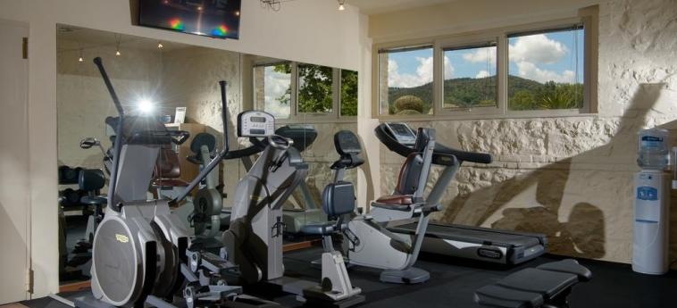 Hotel La Bagnaia Golf & Spa Resort Siena Curio A Collection By Hilton: Fitnesscenter SIENA