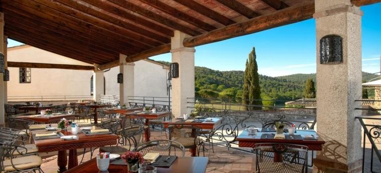 Hotel La Bagnaia Golf & Spa Resort Siena Curio A Collection By Hilton: Frühstücksraum SIENA