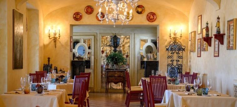 Hotel La Bagnaia Golf & Spa Resort Siena Curio A Collection By Hilton: Restaurant SIENA