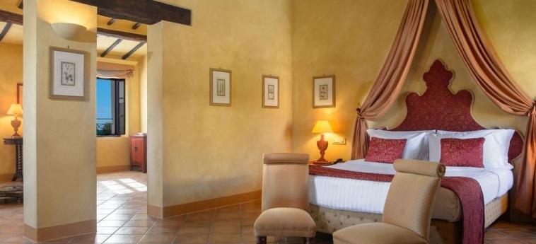 Hotel La Bagnaia Golf & Spa Resort Siena Curio A Collection By Hilton: Schlafzimmer SIENA
