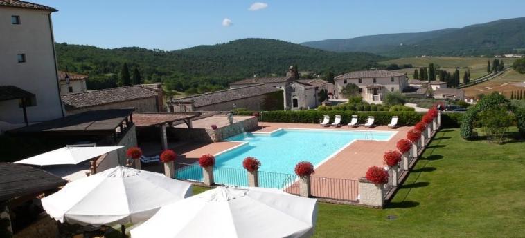 Hotel La Bagnaia Golf & Spa Resort Siena Curio A Collection By Hilton: Swimming Pool SIENA