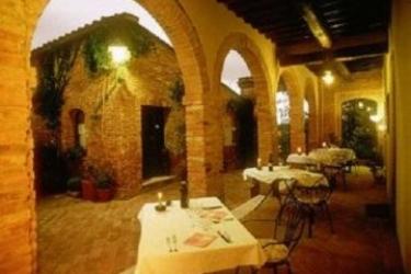 Casa Bolsinina: Außen Restaurant SIENA