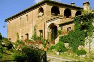 Casa Bolsinina: Außen SIENA