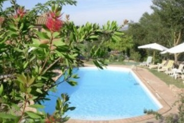 Casa Bolsinina: Außenschwimmbad SIENA