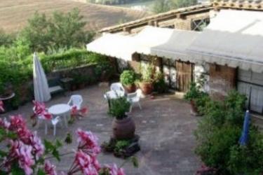 Casa Bolsinina: Garden SIENA