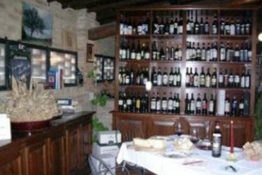 Casa Bolsinina: Wine Cellar SIENA