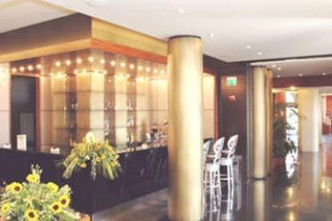 Hotel Nh Siena: Bar SIENNE