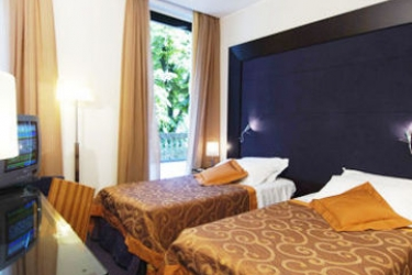 Hotel Nh Siena: Chambre jumeau SIENNE