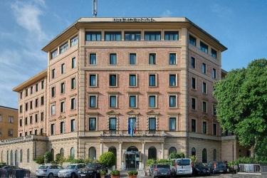 Hotel Nh Siena: Exterieur SIENNE