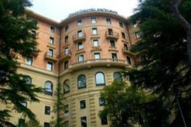 Hotel Nh Siena: Facade SIENNE