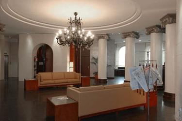Hotel Nh Siena: Lobby SIENNE